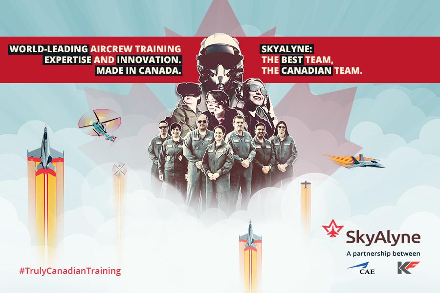 skyalyne canada aircrew training